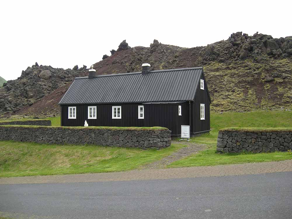 The Museum in Westman Islands
