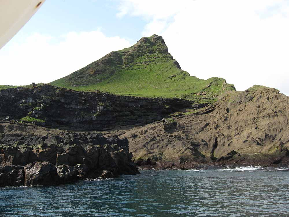 Boat tour with Viking tour in Westman Islands