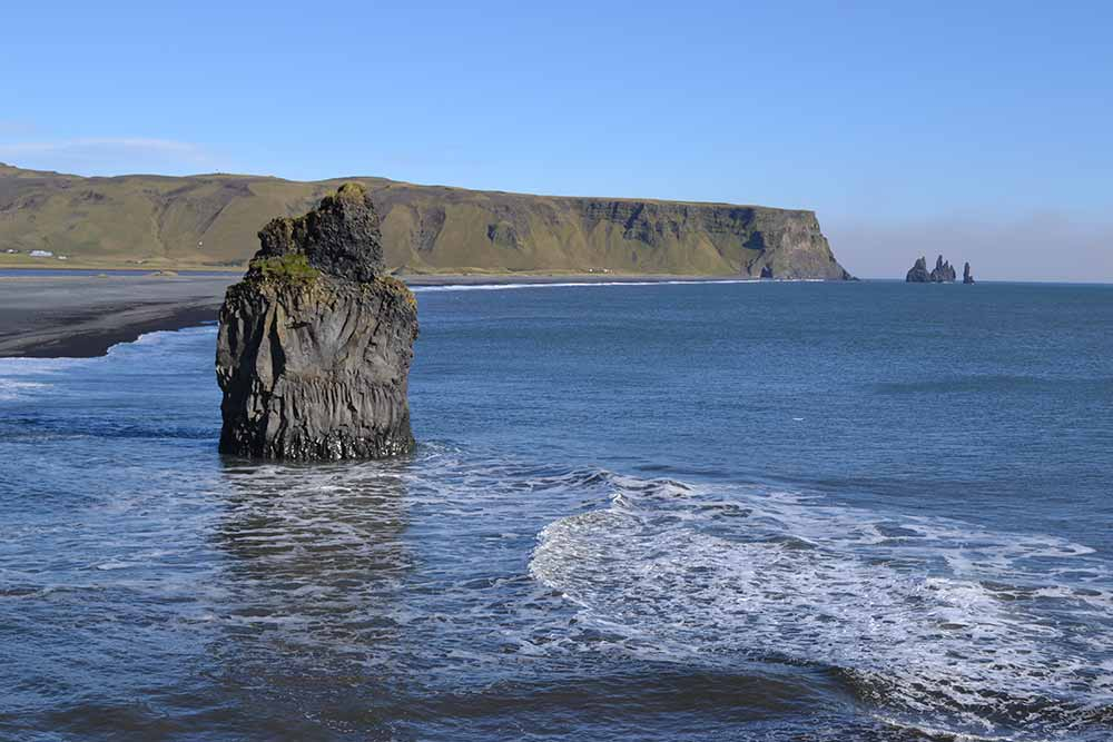 The South Coast in Iceland