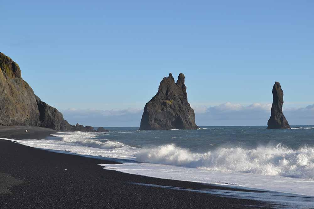 The South Coast - Reynisdrangar