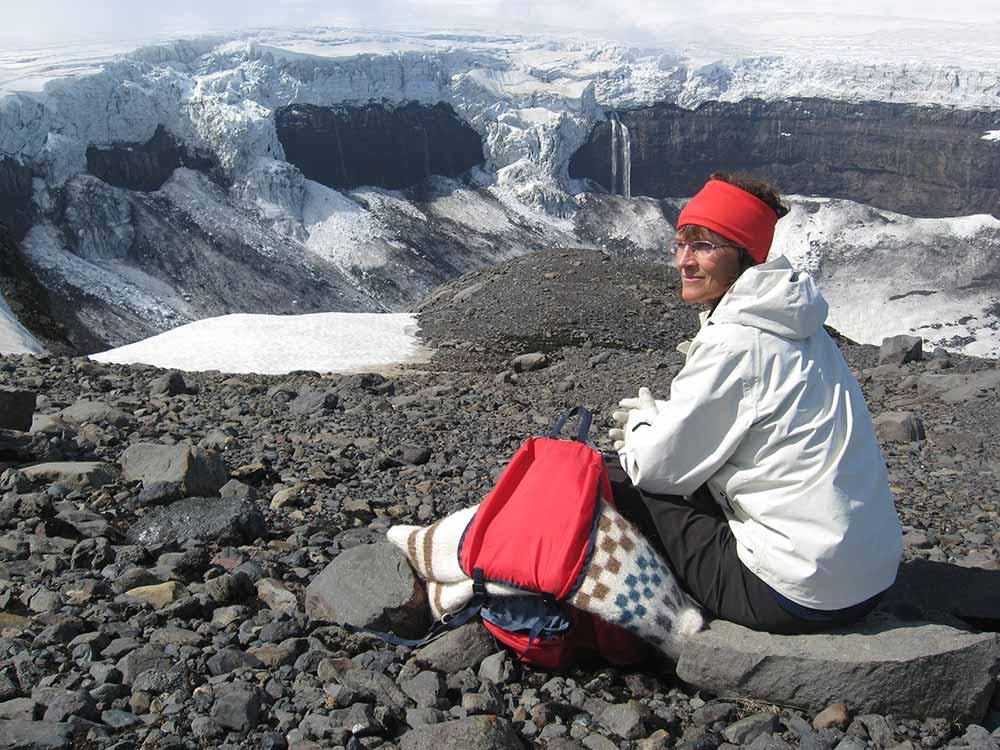 Rjúpnagilsbrúnir near Katla glacier