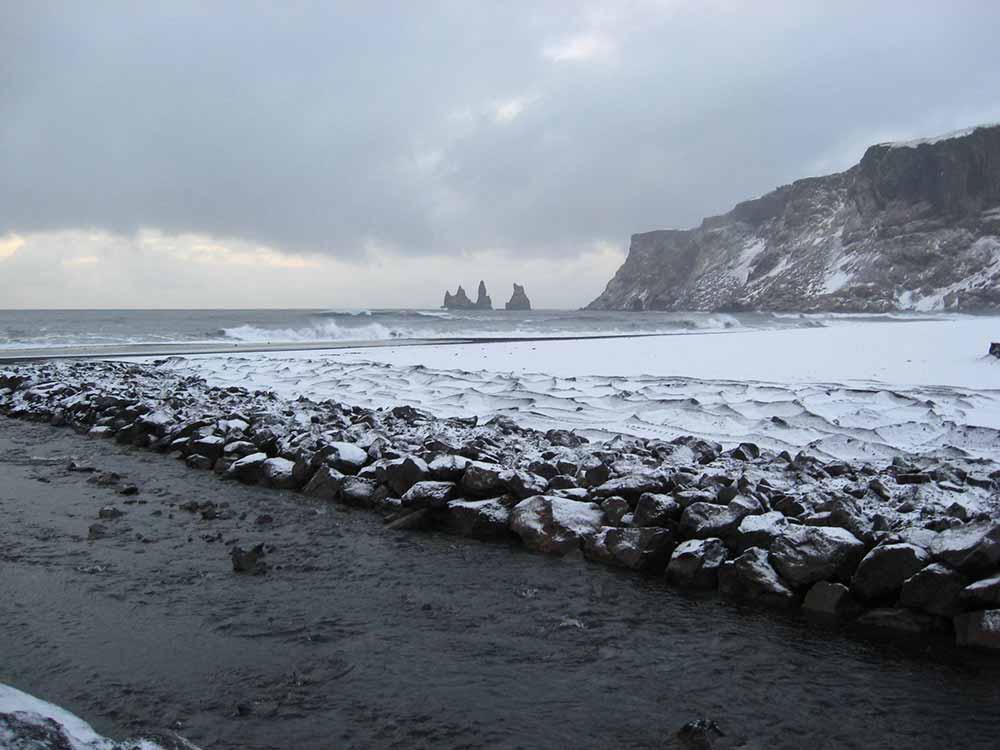 Reynisdrangar - The South coast in Iceland